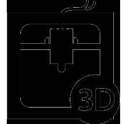 3D Printer 256x256