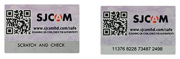 SJCOM code