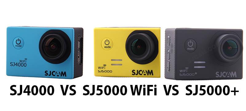 sj4000 wifi compared to sj5000wifi sj5000+