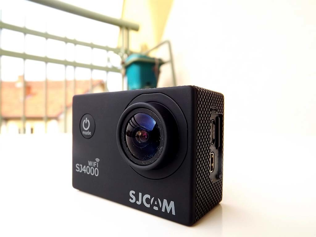 SJCAM SJ4000 Wifi Version action camera (black color model)
