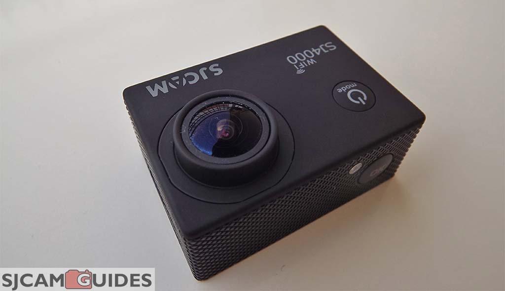 SJCAM SJ4000 WiFi black action cam