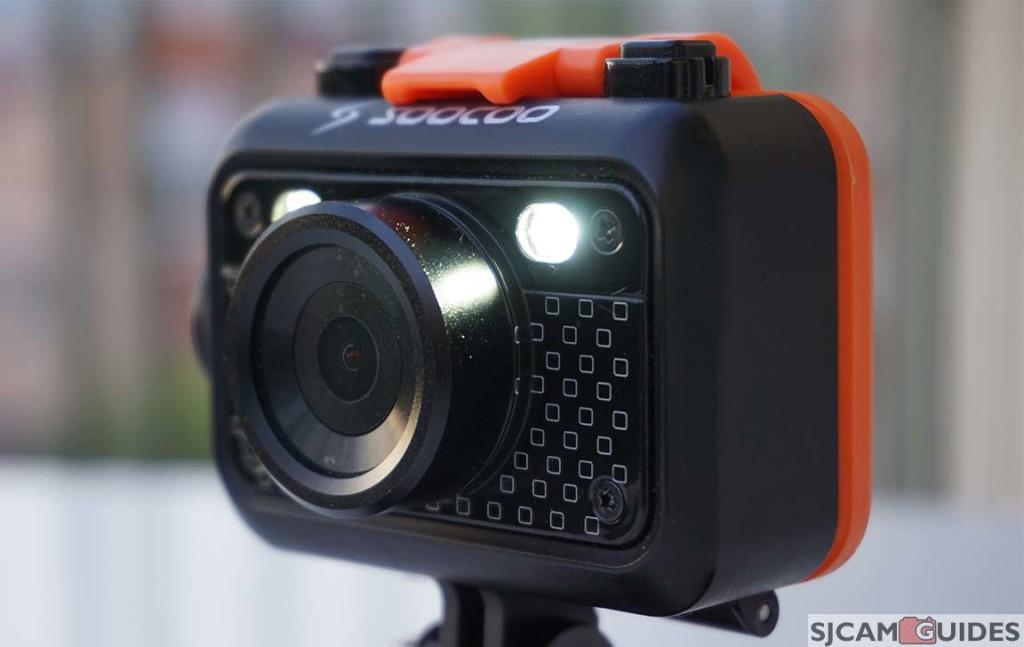 SooCoo S60 camera lights led