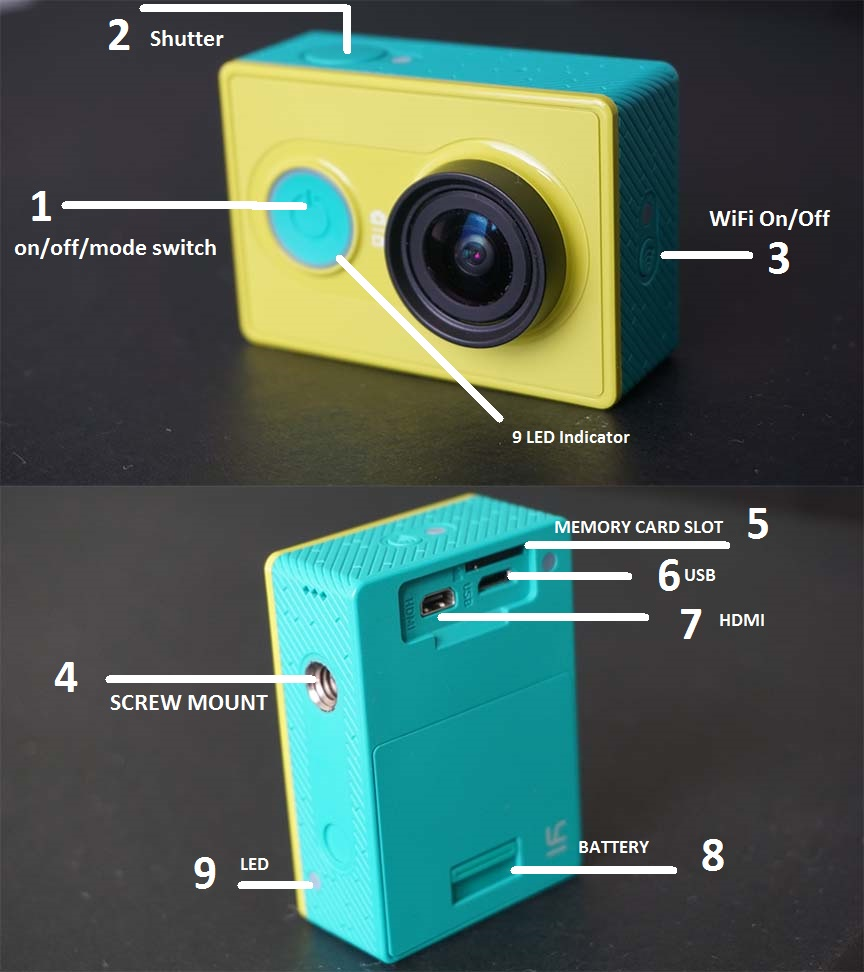 Xiaomi Yi Action Camera Review Is It Really A Gopro