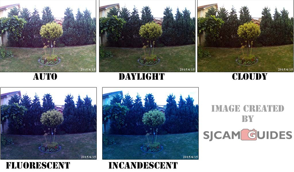 What most people do not now, is that auto balance really looks inferior compared to daylight or cloudy.