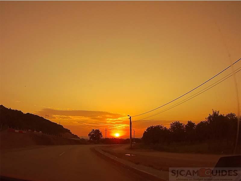 GITUP GIT 1 Camera Photography sample 1 Sunlight