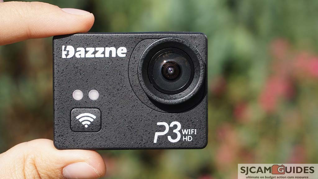 Dazzne P3 Sports Action Camera Review