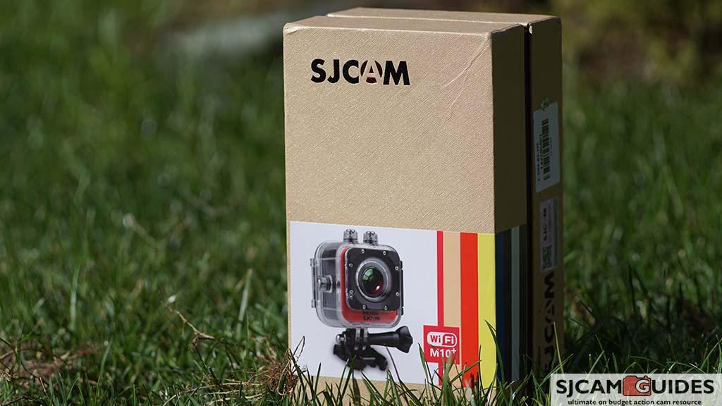 SJCAM SJM10+ Plus Box Package
