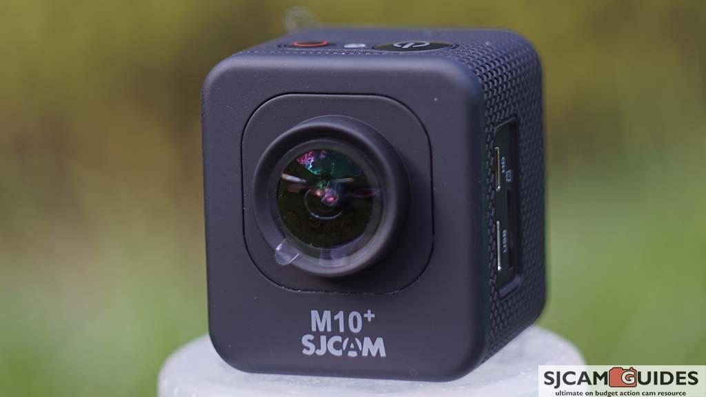SJCAM SJM10 Plus Cube front black