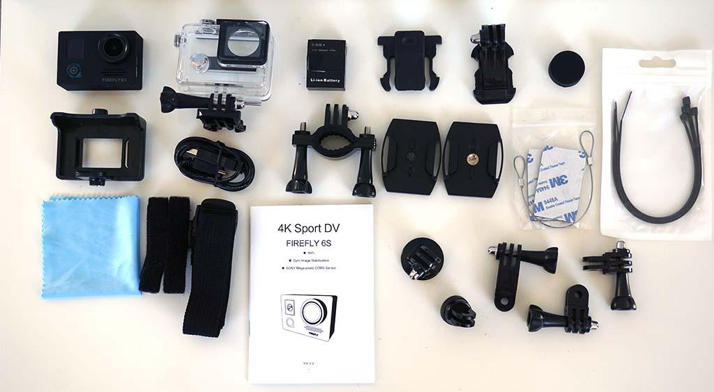 Firefly 6S Accessories (Gear)