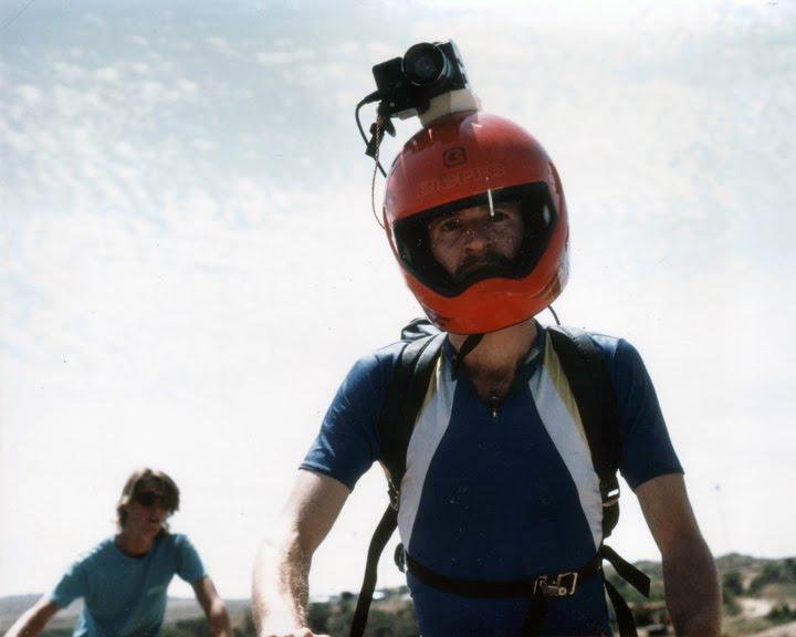 Mark Shulze Helmet camera