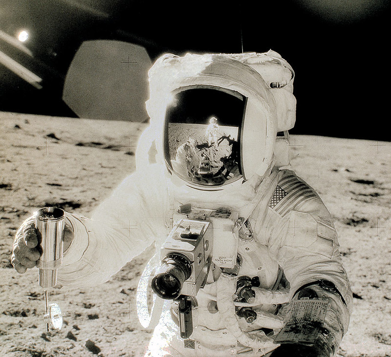 First action camera on the Moon?