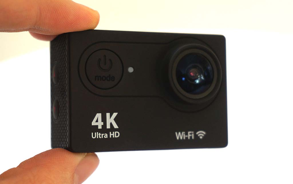 A Cheap 4K Action Camera for Under $40? XDV V3 4K Review | Pevly
