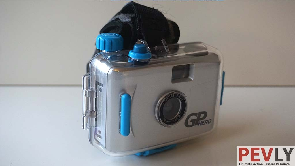 First ever GoPro camera – Hero 35 mm – Full story.