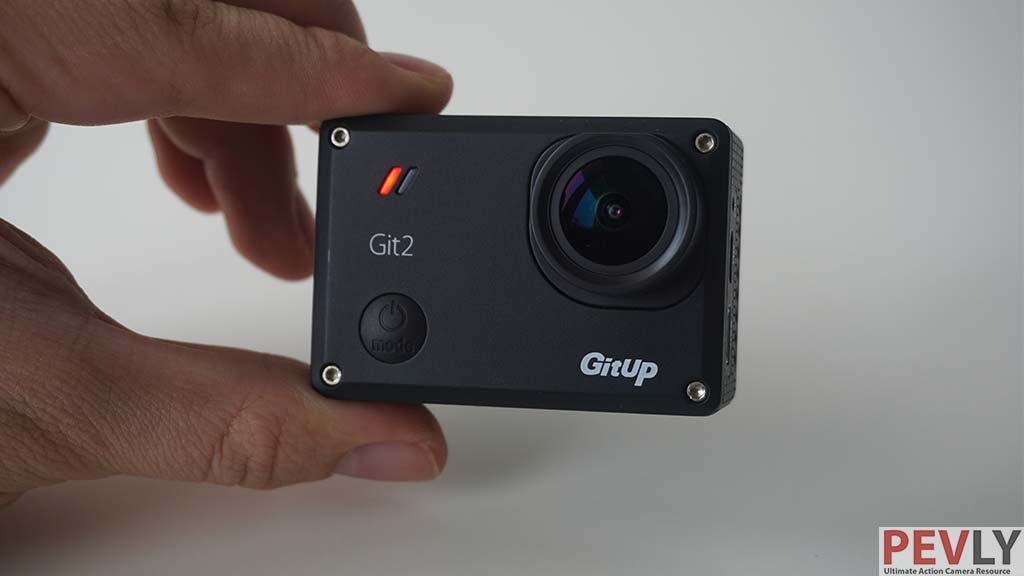 Git 2 is second in a row camera by a Chinese Gitup brand.