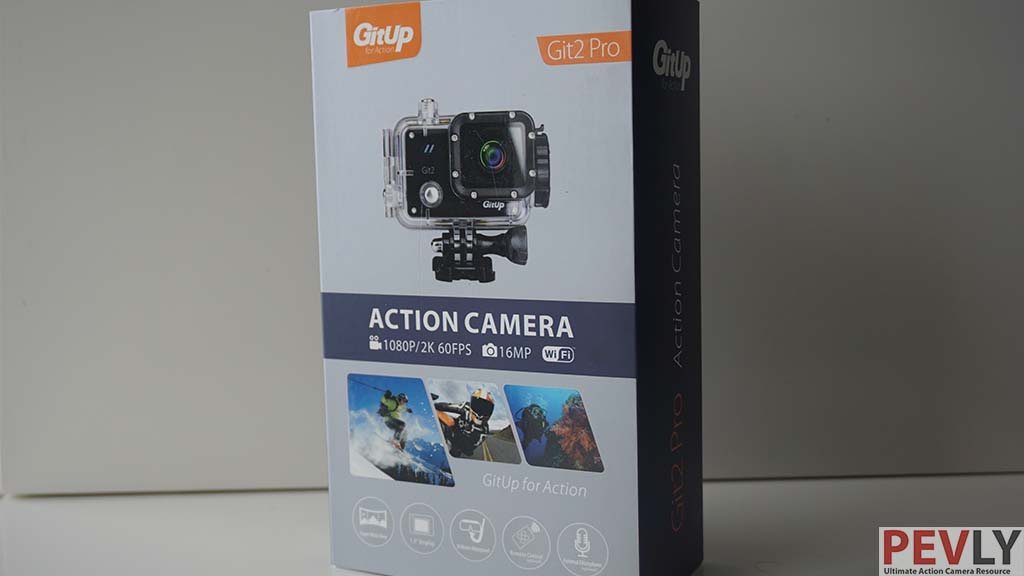 Gitup GIT2 Box - Pro Packing.