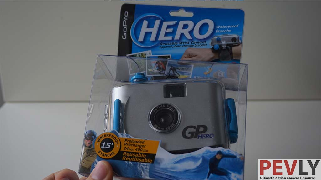I bough first ever GoPro, paid 50$ for it and I am ready to tell you a crazy story behind it.