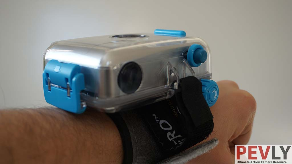 The strap was the first product that GoPro made, not the camera.