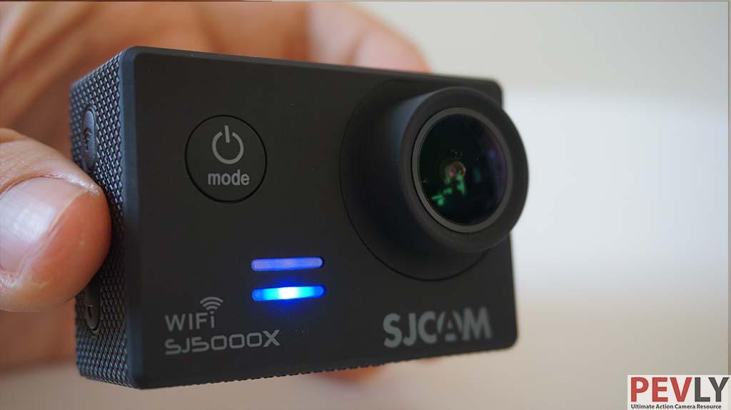 SJ5000X Elite is the first SJCAM model with Sony Sensor inside.