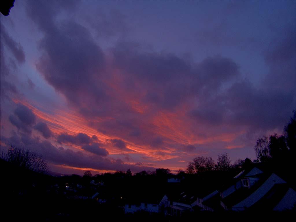 Sunrise : Credits Nigel Savidge