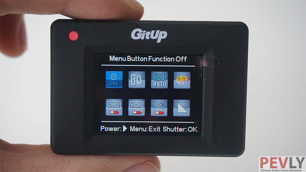 Git 2 Gitup Action Camera Review | Pevly