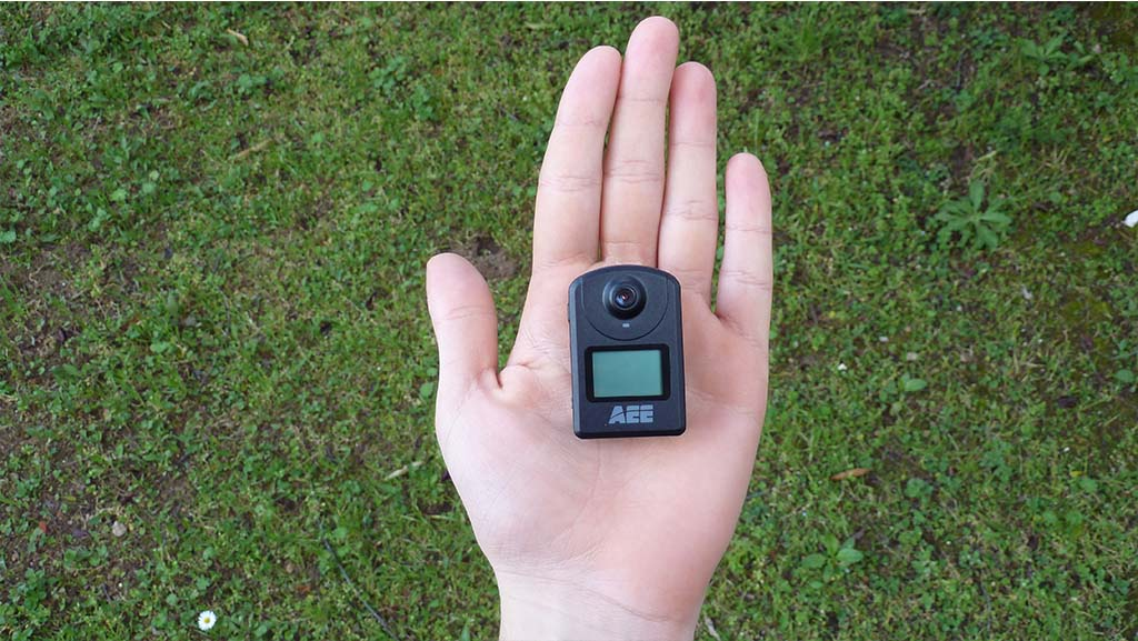 AEE MD10 small action camera