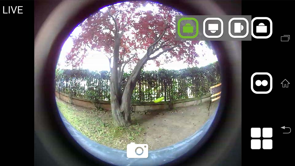 Cube 360 WiFi 360 camera App 2