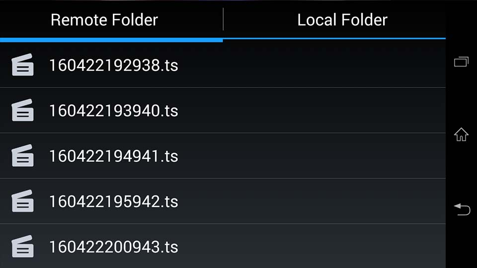 Cube 360 WiFi 360 camera App 9