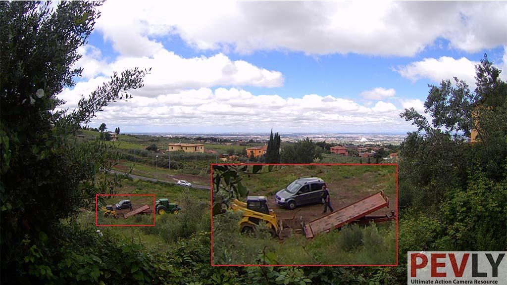 Eken H8R Action Camera Photo sample 17
