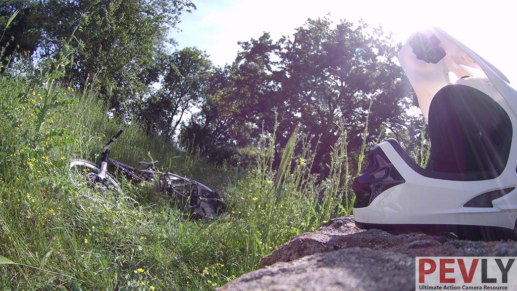 Eken H8R Action Camera Photo sample 23