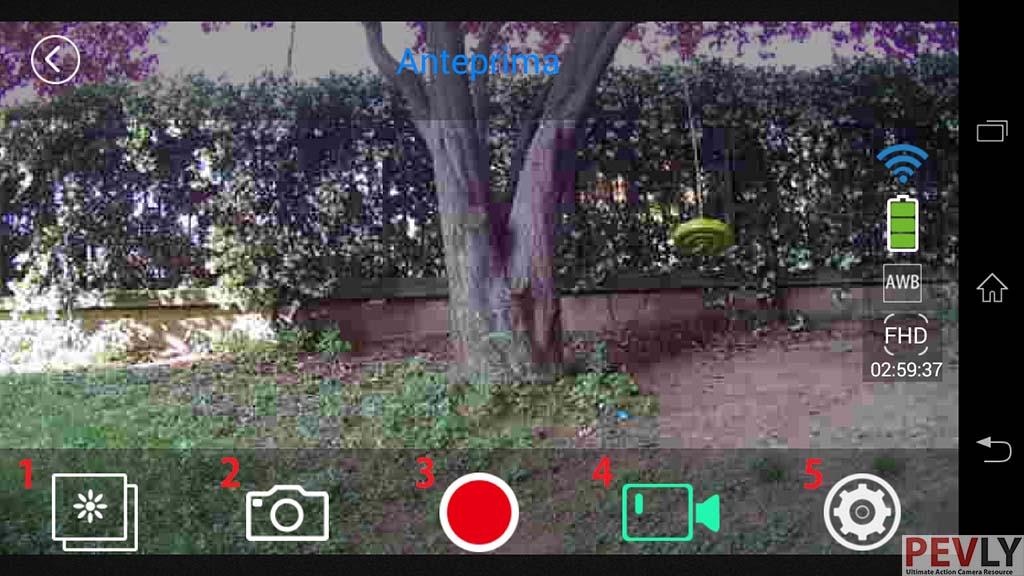 Eken H8R Action Camera Photo sample 24