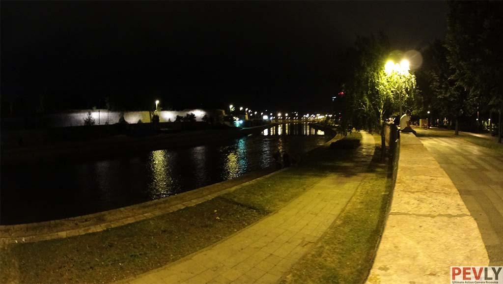 Sony 4K FDR-X1000V - Image Sample 3 - Night Landscape