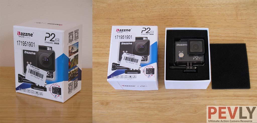 Dazzne P2 Plus box