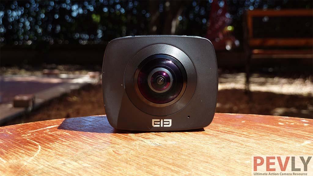 ELECAM 360 Video Camera 360 Degrees Panorama Camera 1