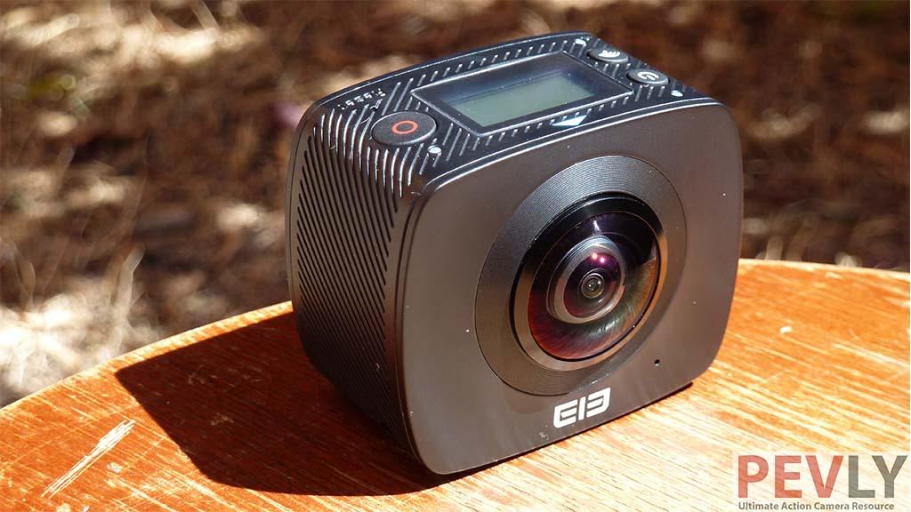 ELECAM 360 Video Camera 360 Degrees Panorama Camera 2
