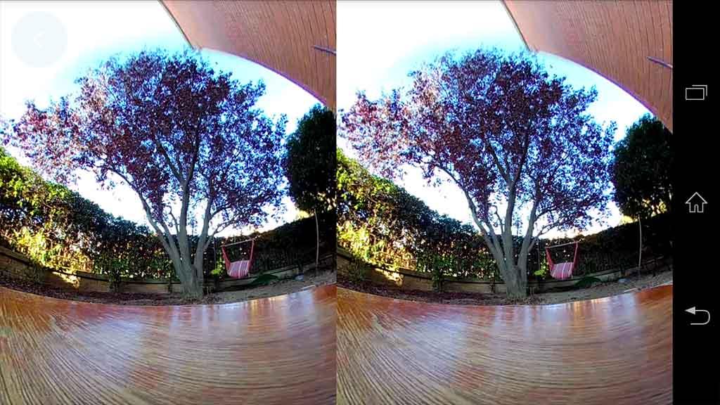 ELECAM 360 Video Camera 360 Degrees Panorama Camera APP 18
