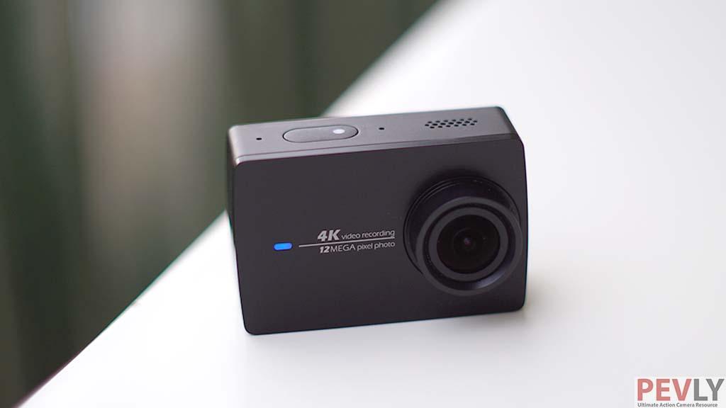 Xiaomi YI2 4K Action Camera front
