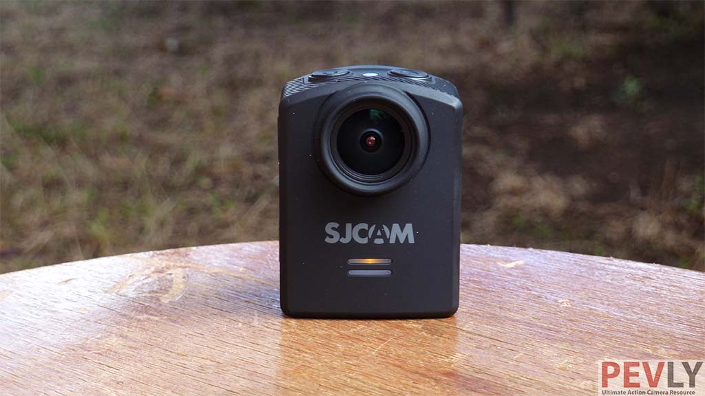 M20 is the smallest camera SJCAM have ever made.