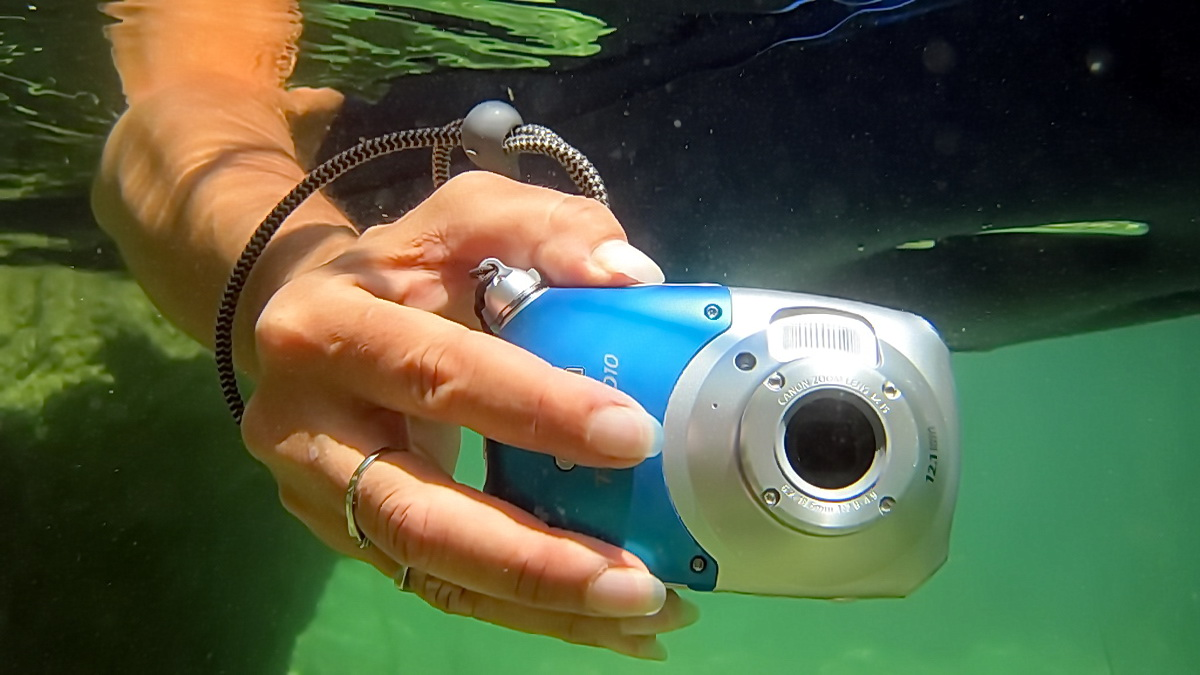 Waterproofing Key To Underwater Photography Pevly Xiaomi Yi Camera Inter Second