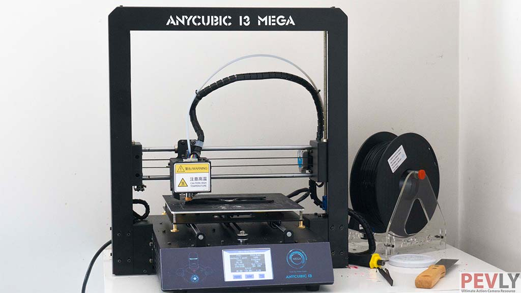AnyCubic i3 Mega 3D Printer Review | Pevly