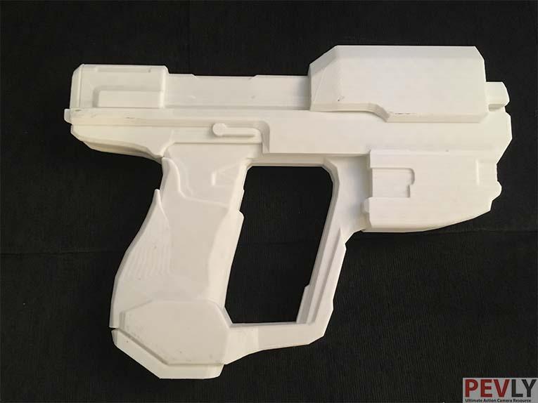 3D printers gun replica