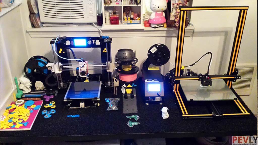 Two printers