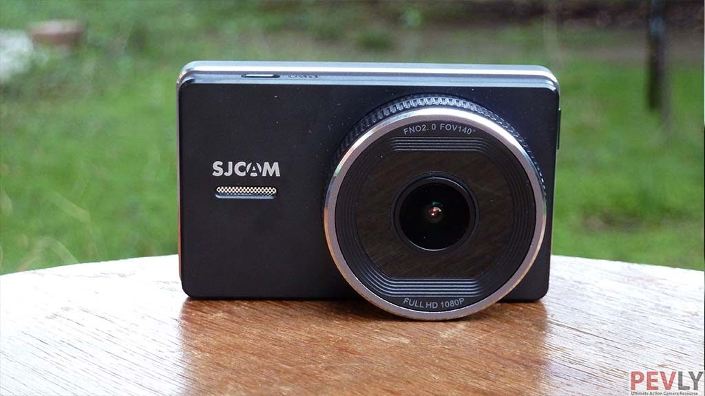 SJcam SJ-Dash Dashcam Car Camera Review