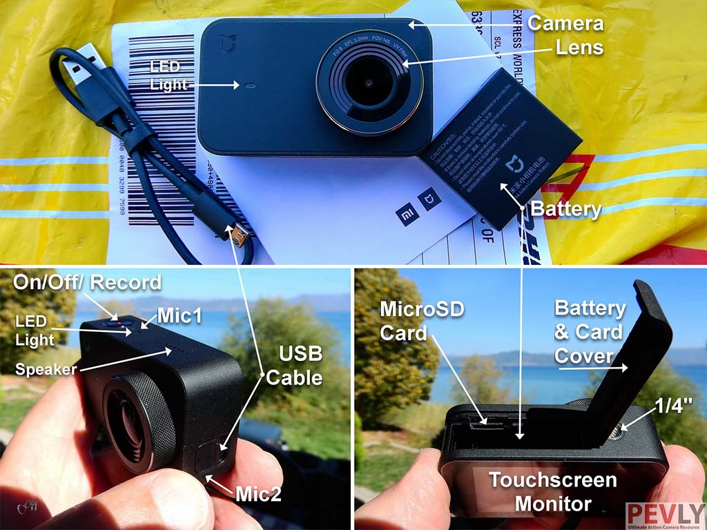 Xiaomi Mijia Mini 4k Action Camera Review Pevly Yi Internasional Original 100 Cam Xiomi Truth Be Told First I Had To Really Admire The Because Even While Its Still Just A Piece Of Dead Hardware It Definitely Is One Beautiful Product
