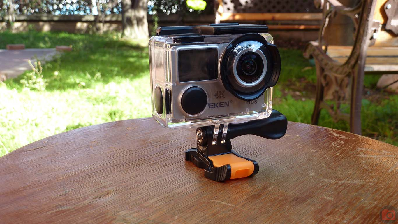 Eken H6s 4k Action Camera Review Pevly 0in Ultrahd Kamera As You Can See From The Table Is Just Slightly Different Its Predecessor Only Difference In Hardware Image Sensor Being
