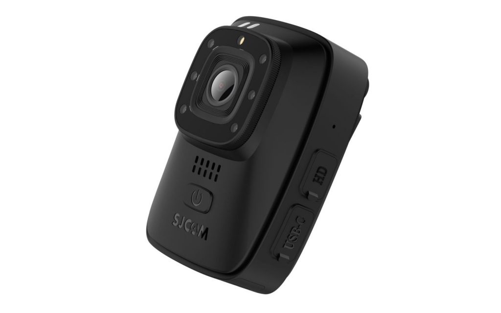 SJCAM A10 / M40 Bodycam Announced – Specs and Features
