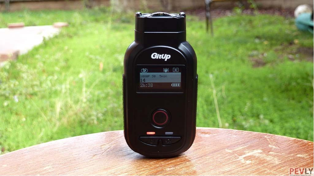 GitUp F1 4K – Sports Camera Review