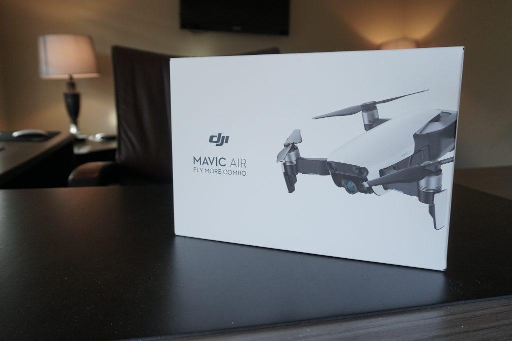 DJI Mavic Air Vs Pro Comparison