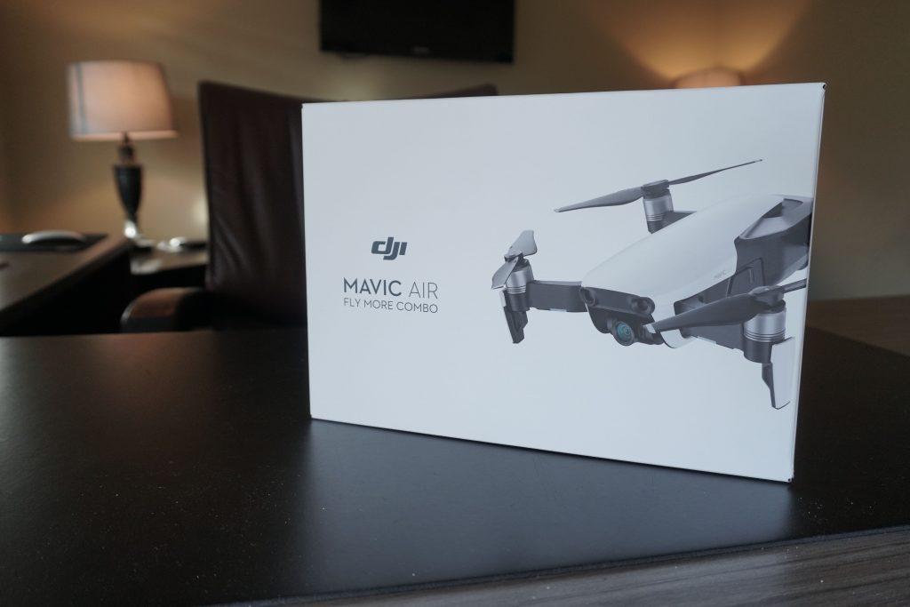 DJI Mavic Air Review – The Best Drone With A Camera?