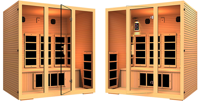 JNH Lifestyles 2 Person Far Infrared Sauna Review – The Best Home Sauna