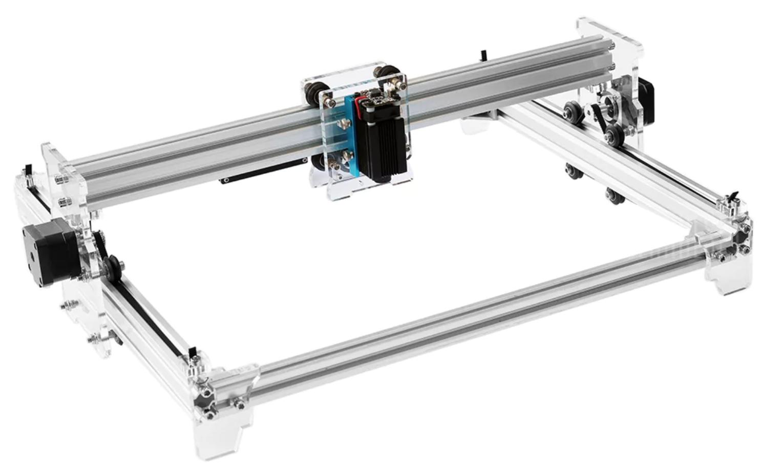 Eleksmaker A3 Pro 2500mw Laser Engraver Pevly Reviews